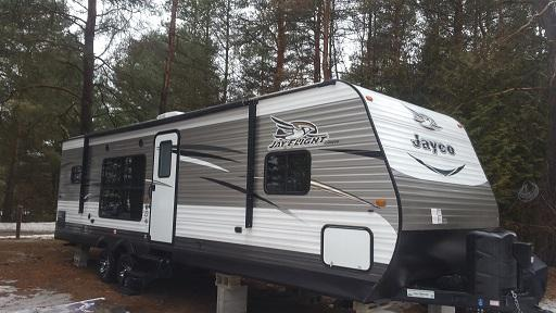 2016 Jayco Jayflight 29ft